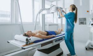 A osteoartrite pode ser identificada por meio de radiografias?