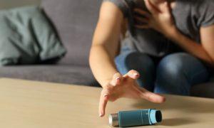 O tratamento da asma varia de acordo com a gravidade do quadro?