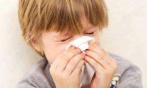 É normal uma criança ter várias crises de sinusite por ano?