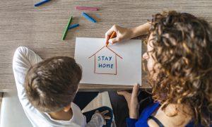 Como entreter filhos com autismo na quarentena