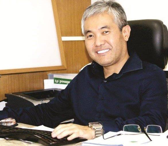 Dr. Osmar Yoshiyuki Sigueoka