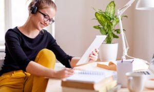 Preocupação, riscos e dificuldades técnicas com os estudos online