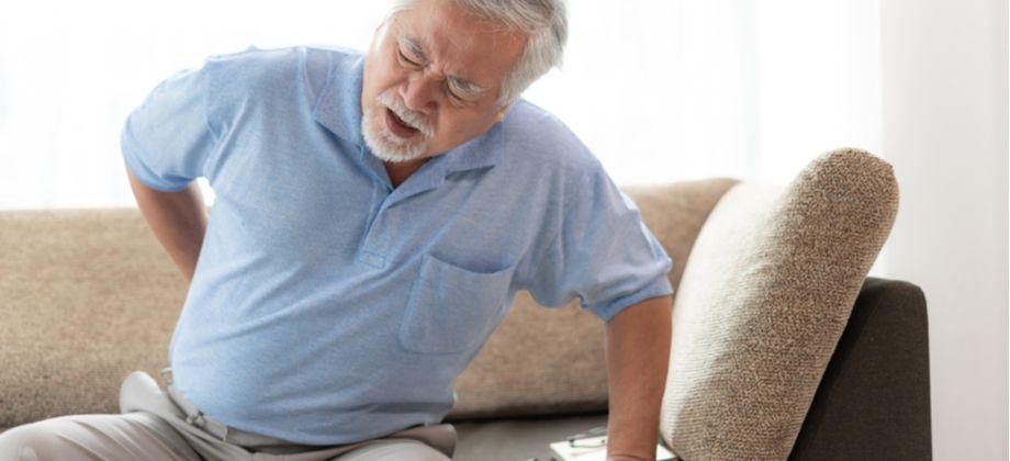 A osteoartrite pode levar a perda muscular em volta da articulação?