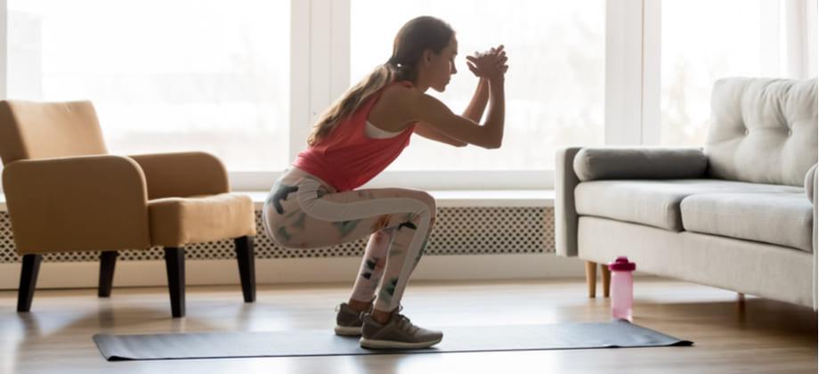 Varizes: Que exercícios físicos podem ser feitos em casa para ajudar no tratamento?