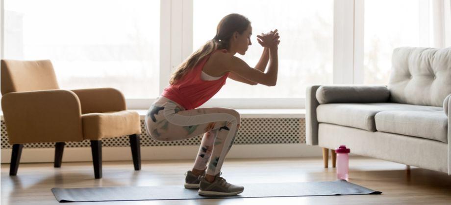 Varizes: O que é possível fazer para não cair no sedentarismo quando não podemos sair de casa?