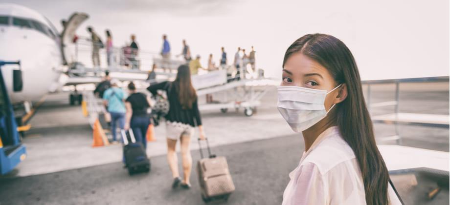 Coronavírus: Quais as principais recomendações para quem tem doenças respiratórias e precisa viajar?