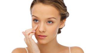 Como é feito o tratamento das olheiras?