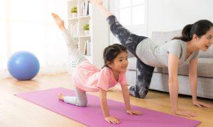 A falta de atividades físicas durante a quarentena pode afetar a imunidade das crianças?