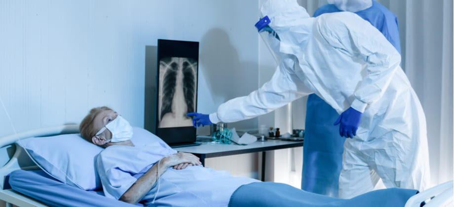 Como o novo coronavírus afeta os pulmões e outras estruturas do sistema respiratório?