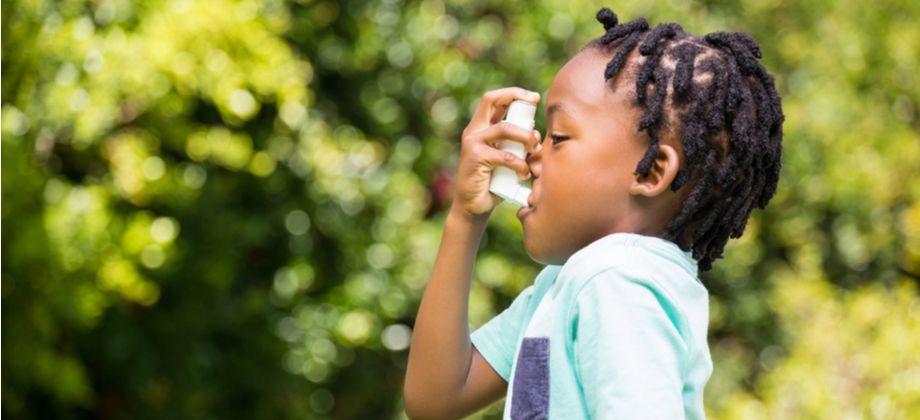 A asma é mais grave em crianças do que em adultos?