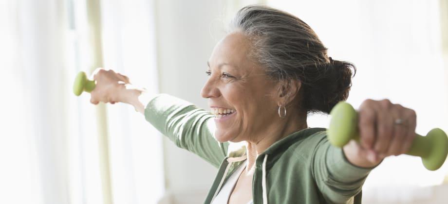 Por que o reforço da musculatura ajuda a proteger as articulações?