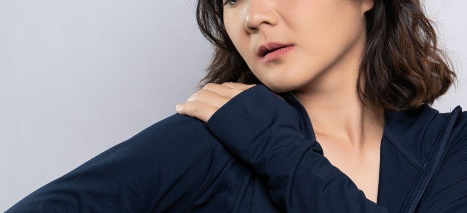 A osteoartrite também pode afetar a região dos ombros?