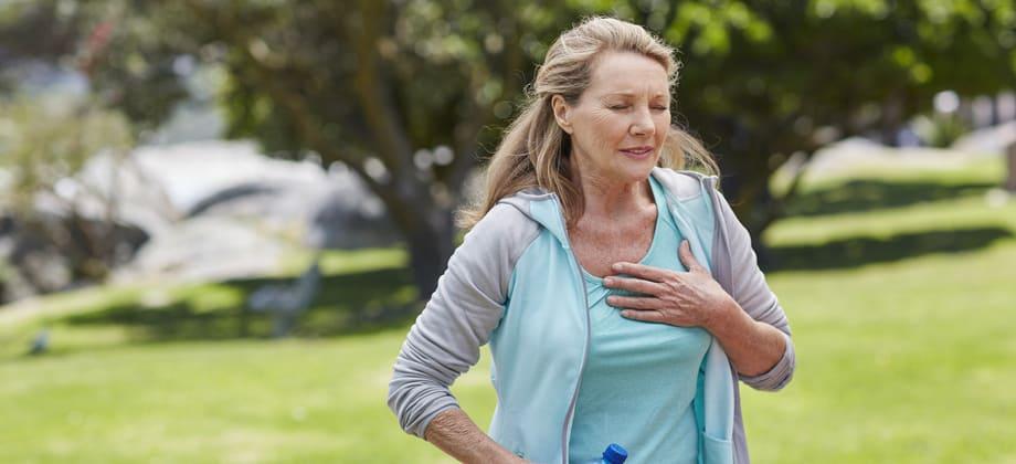 O paciente é capaz de perceber uma crise de asma antes dela se instalar?