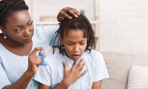 O tratamento da asma em crianças é diferente do tratamento em adultos?