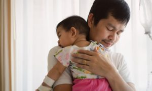 Como os pais devem proceder quando os filhos apresentam imunidade frágil desde que são bebês?