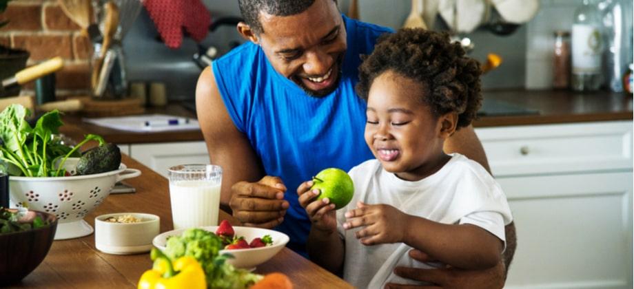 De que forma uma família pode aumentar, unida, sua imunidade?