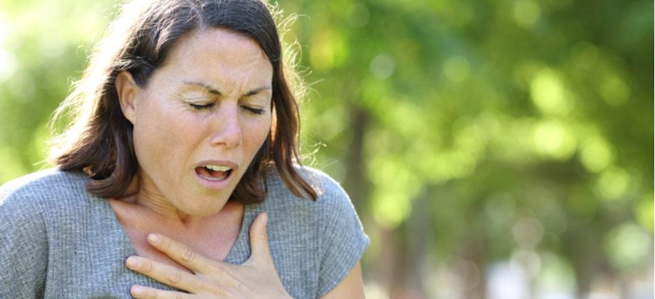 O verão pode trazer alguma dificuldade para pacientes com asma e DPOC? Por quê?