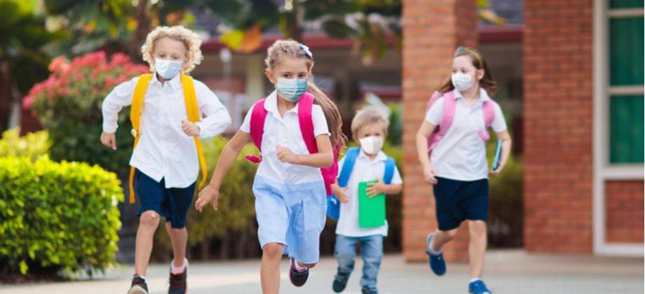 Imunidade: qual a importância do início na escolinha para crianças pequenas?