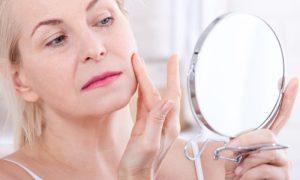 Qual é o efeito dos radicais livres na pele?