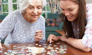 Quais são os possíveis passatempos para quem tem doença de Alzheimer?